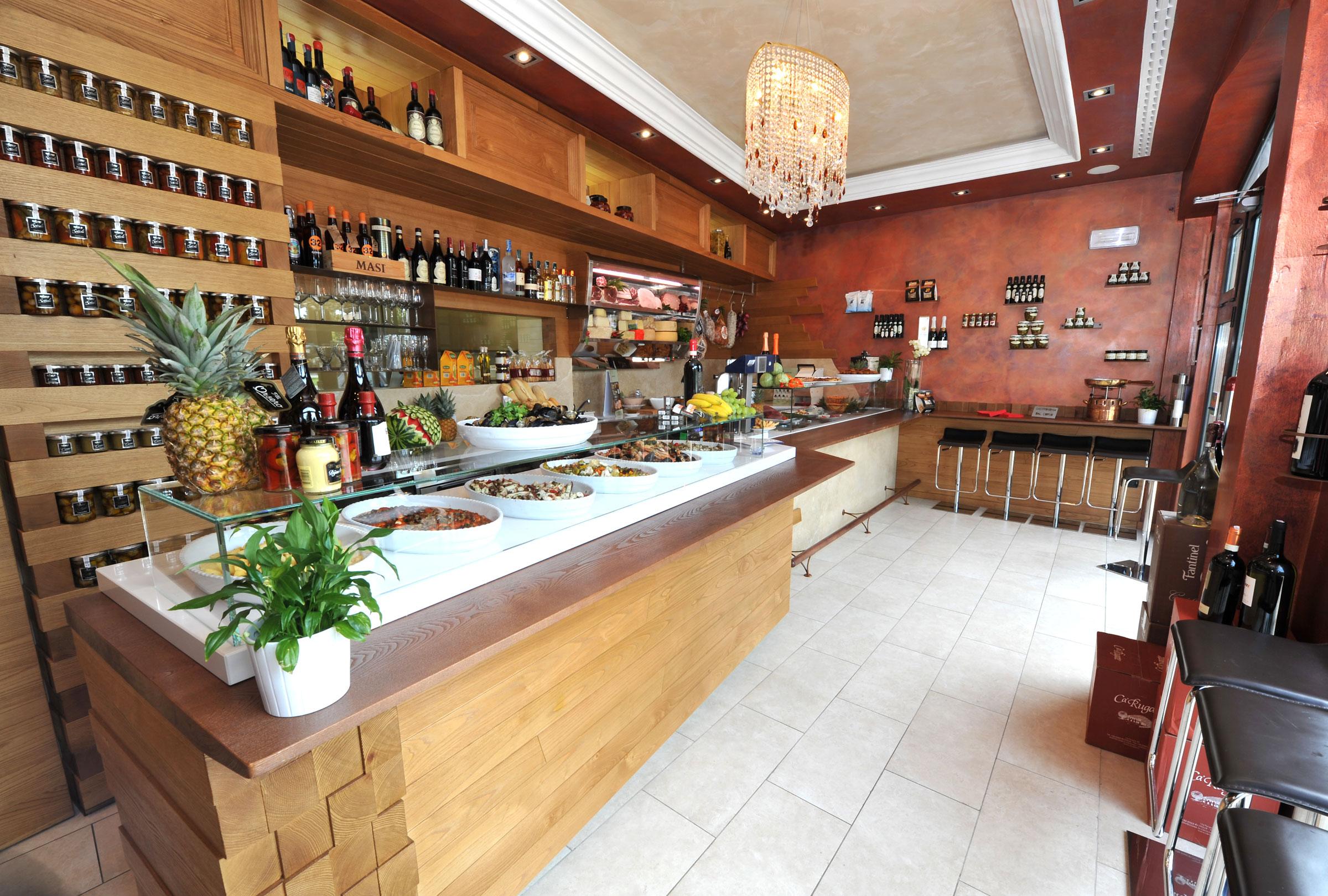 Arredamento gastronomia dal corso for Corso arredamento