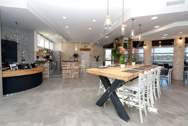 Planung und einrichtung von restaurants und pizzerien for Pizzeria arredamento