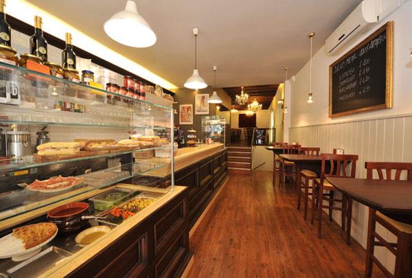 Planung und einrichtung von bars for Arredamento fast food