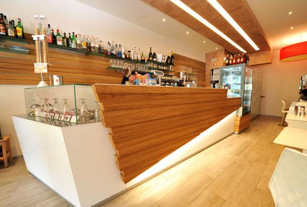 arredamento bar Caffè Portici